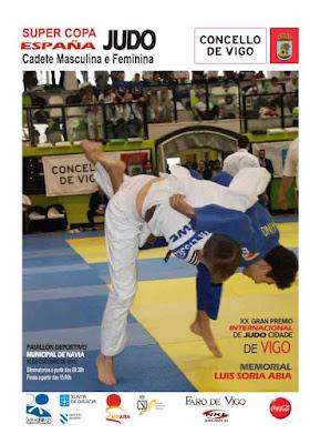 Super Copa España cadetes en Vigo