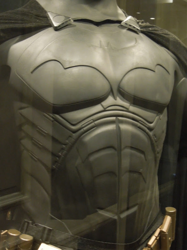 Batman Begins Batsuit torso