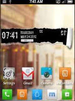 WeUI v2.5 custom rom for galaxy y gt-s5360 along with theme