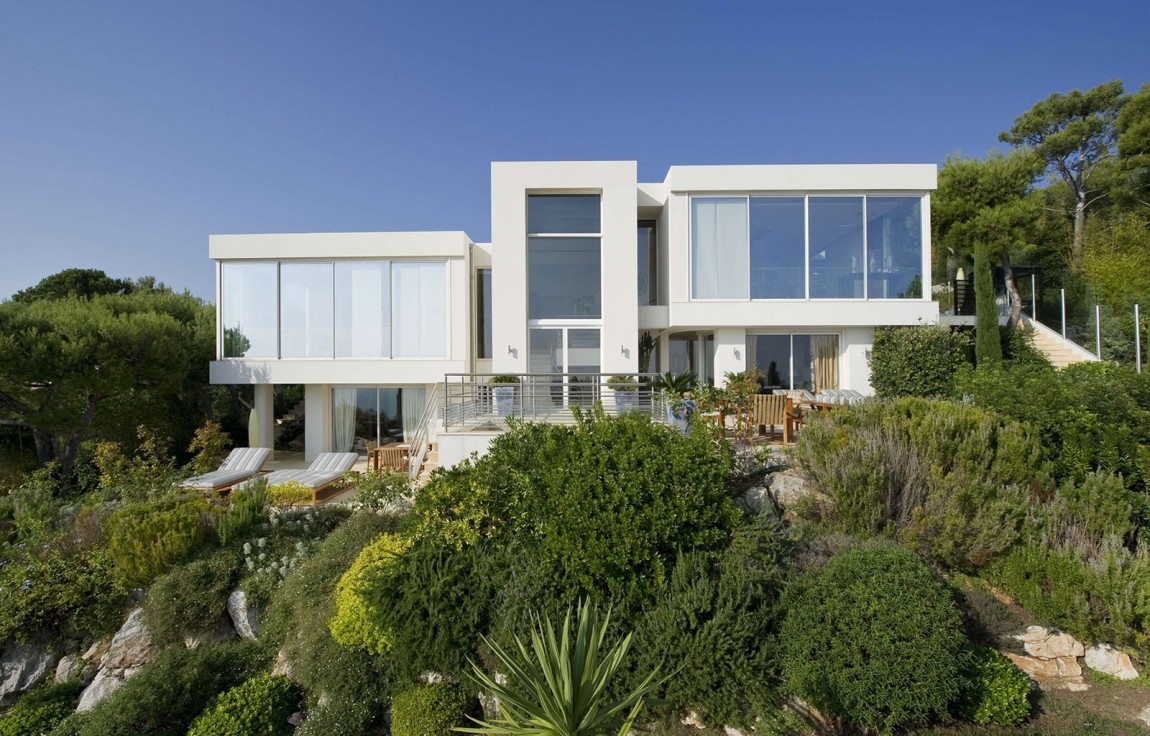World of architecture beautiful mediterranean modern for Architecture maison design