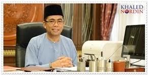 Muafakat Johor YB Khaled Nordin