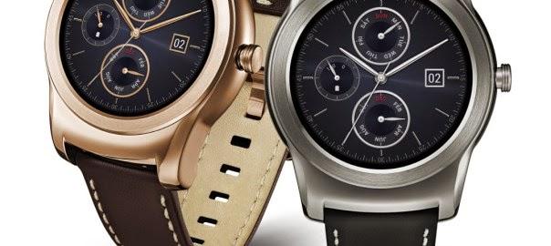 Comprar smartwatch LG Urbane