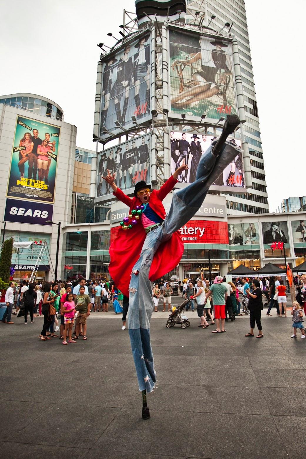 Toronto Scotiabank Buskerfest