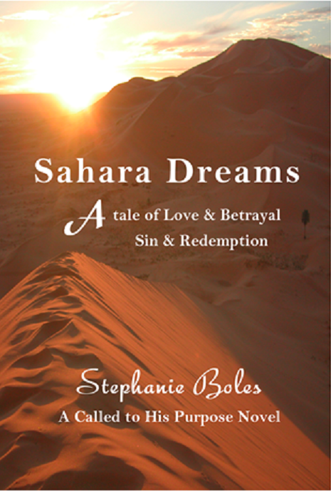 Currently under rewrite for 2nd edition publication: Sahara Dreams