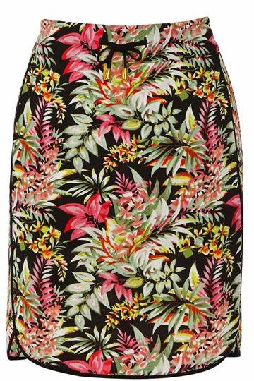 oasis tropical skirt