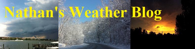 Nathan's Weather Blog
