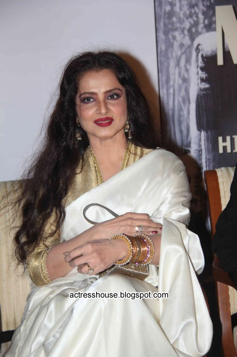 Can Rekha old bollywood actress remarkable