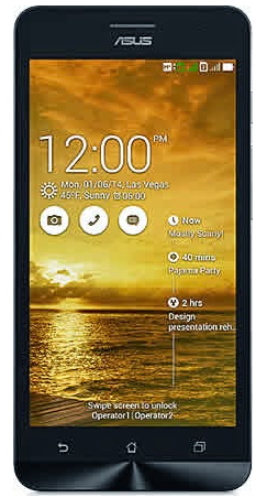 Asus Zenfone 5 (A501CG) Android