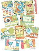 """Life is Tweet"" 20 card workshop / mailorder available"