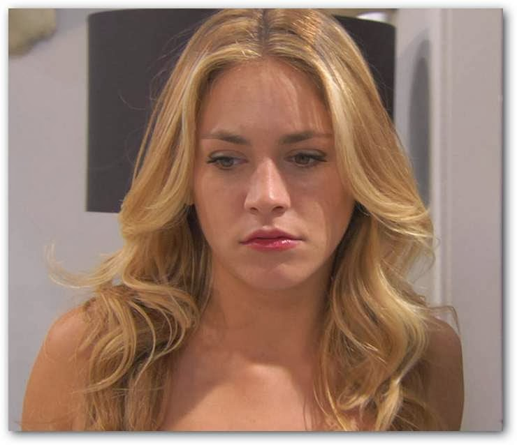 "Finalmente Tania le dirá a Martín "" ya no te amo, nunca te ame ..."