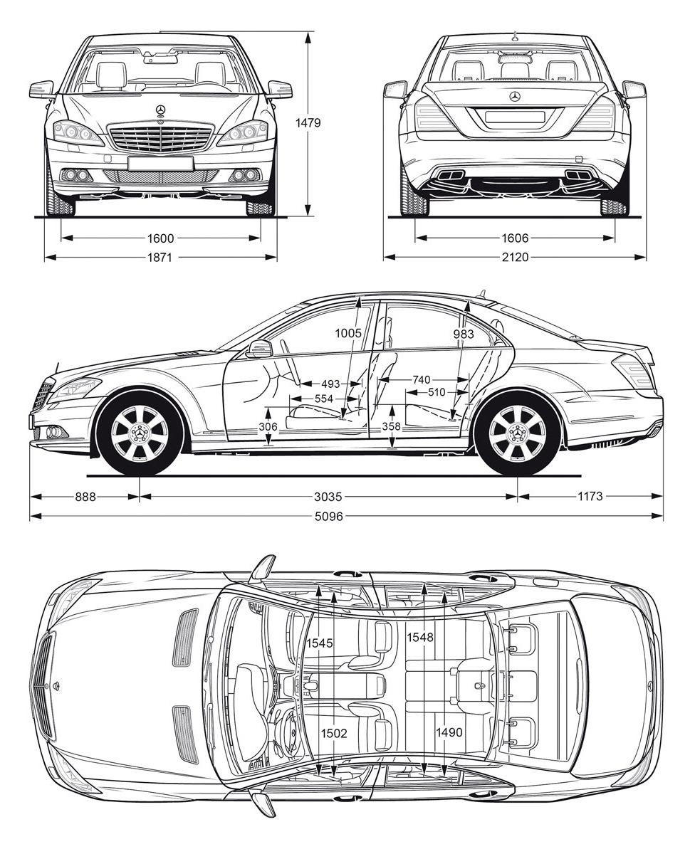 3d auto club  blueprints of cars  2010