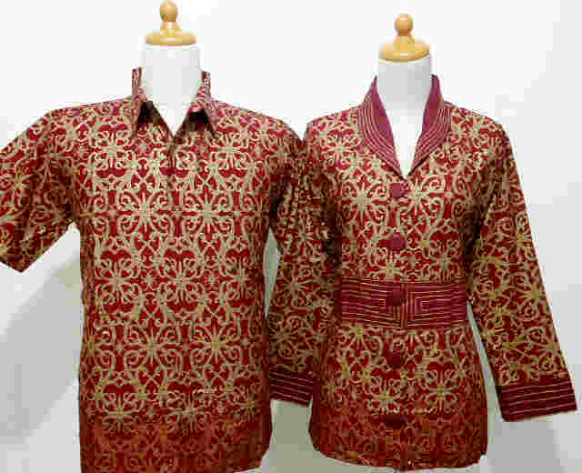 Blouse Batik Keris 118