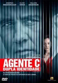 Agente C: Dupla Identidade Dublado