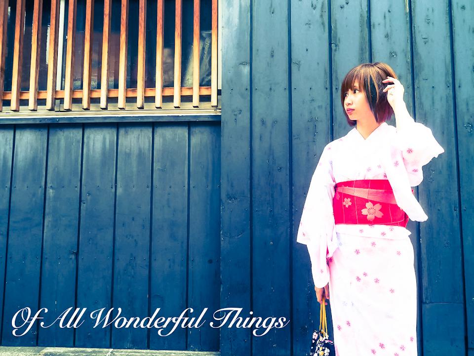 Of All Wonderful Things