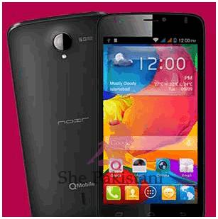 QMobile Comes with Smartphones Noir X250