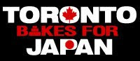 Toronto Bakes for Japan