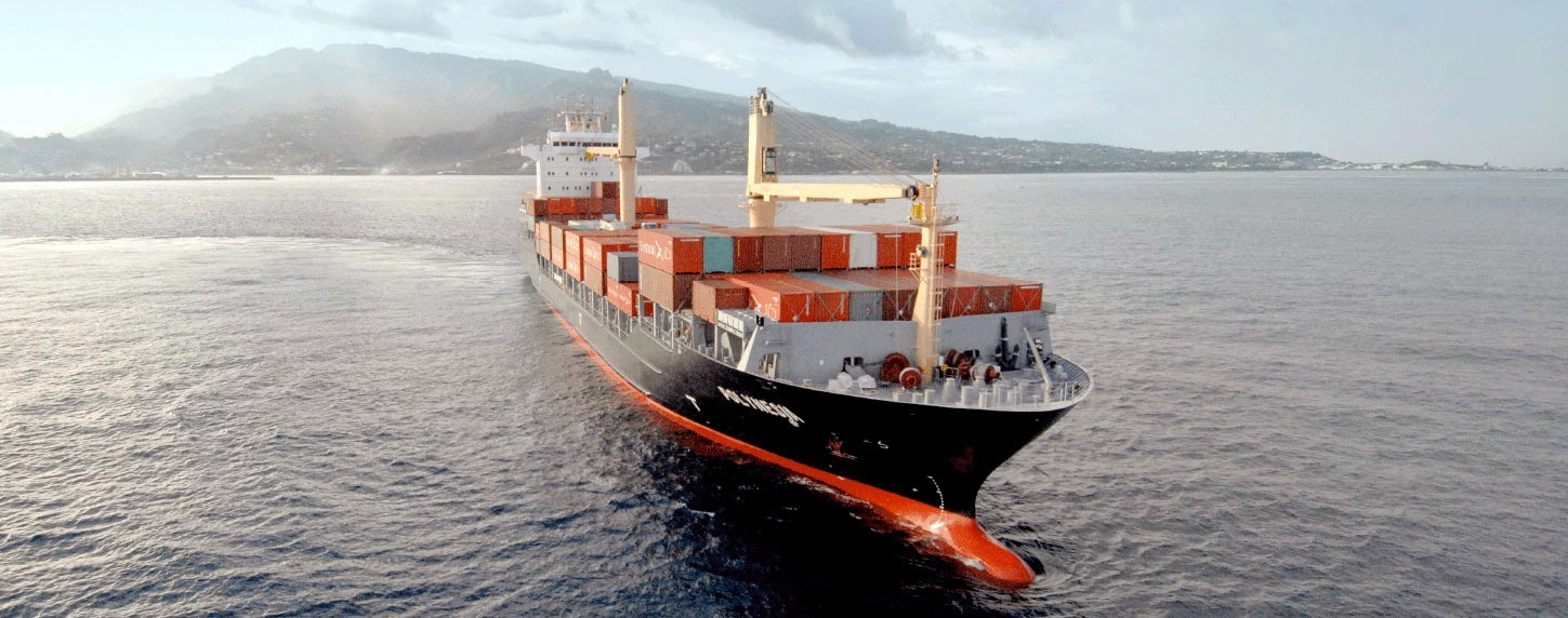 Polynesian Shipping Line Changes Hands