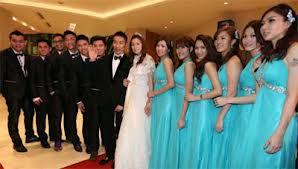 majlis perkahwinan lee chong wei dan wong mew choo