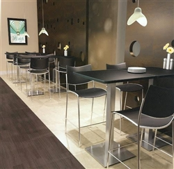Modern Breakroom Furniture Configuration