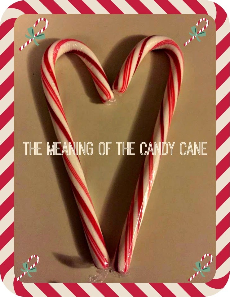 the meaning of the candy cane della devotional - Hard Candy Christmas Meaning
