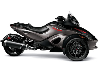 2012 Can-Am Spyder RS-S Motorcycle Photos 4