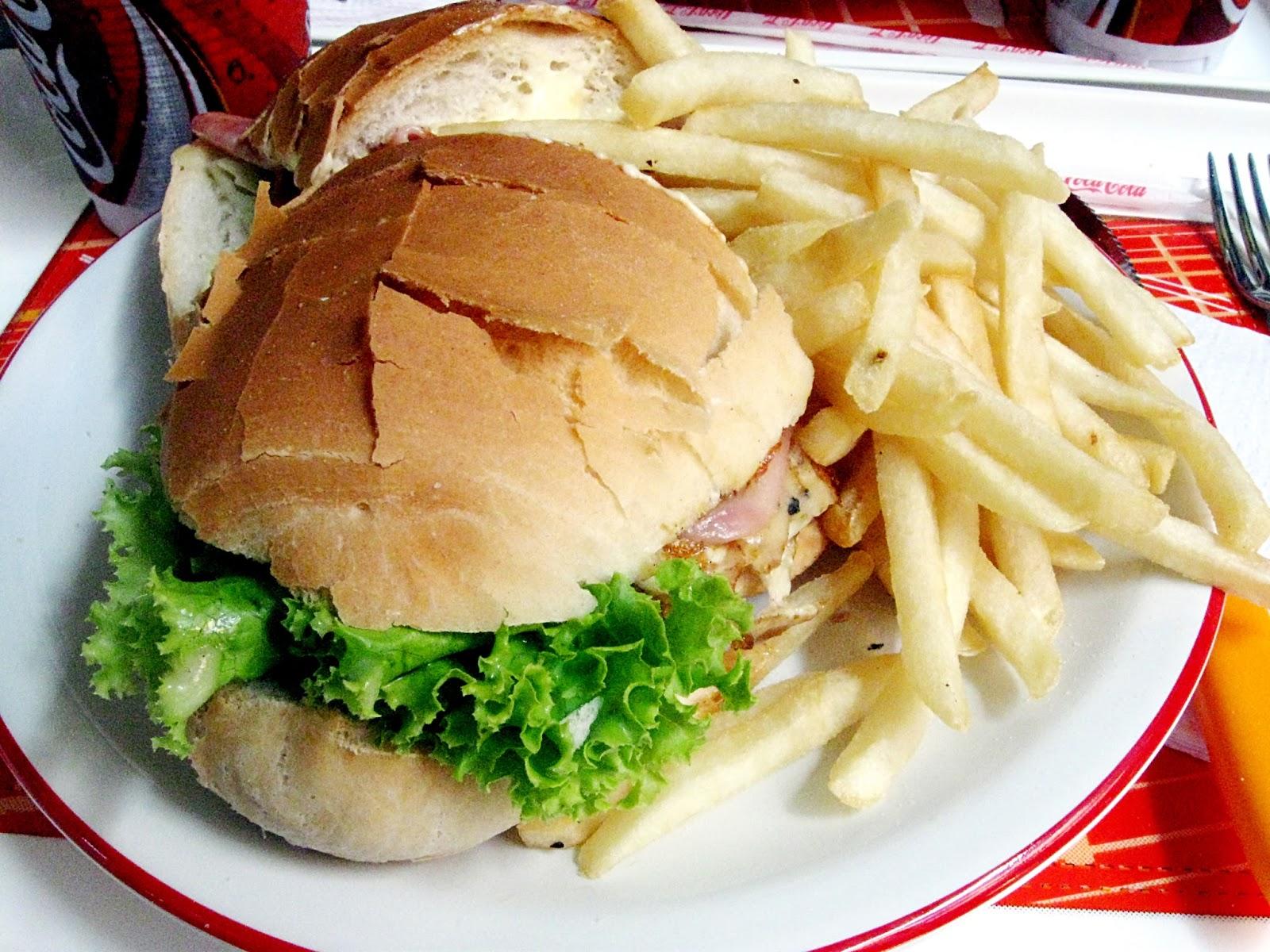 hamburgesa peligro de las dietas milagrosas