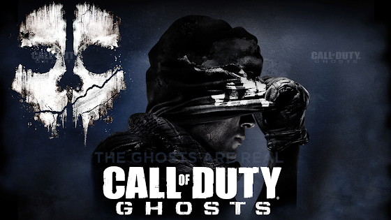 Call of Duty: Ghost (CoD Ghost 2013)