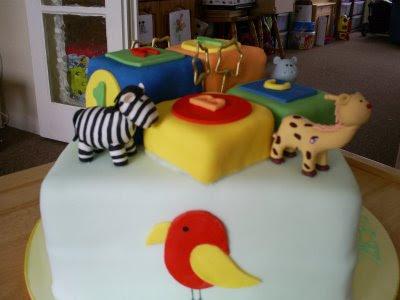 alphabet cakes