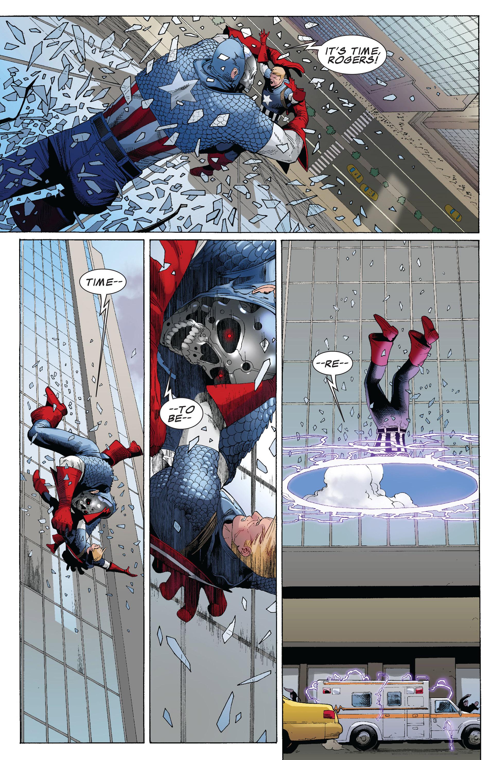 Captain America (2011) Issue #3 #3 - English 20