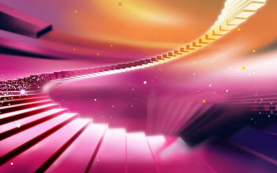 Pink Piano wallpapers