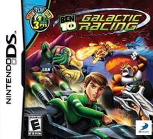 Ben 10: Galactic Racing (U) | DS Roms