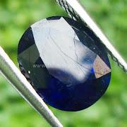 Batu Permata Blue Sapphire - SP813