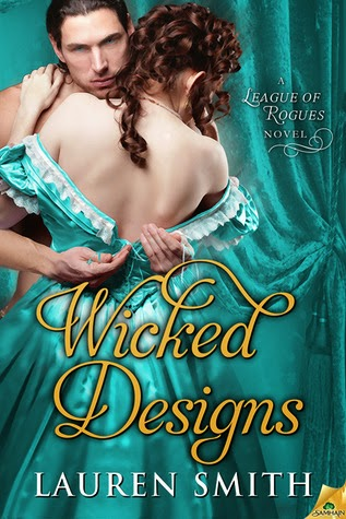Wicked Designs Lauren Smith book cover
