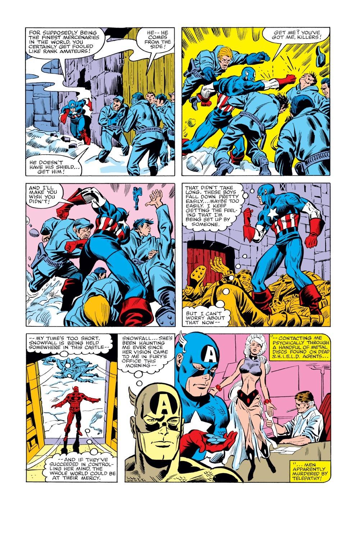 Captain America (1968) Issue #239 #154 - English 5