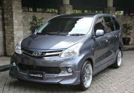 Toyota Avanza Luxury
