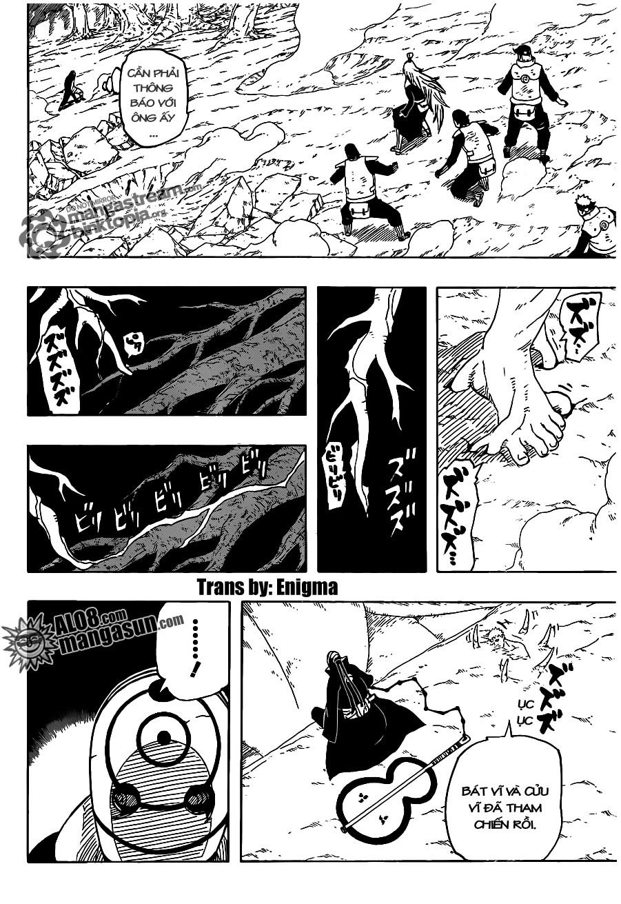 Naruto chap 536 Trang 12 - Mangak.info