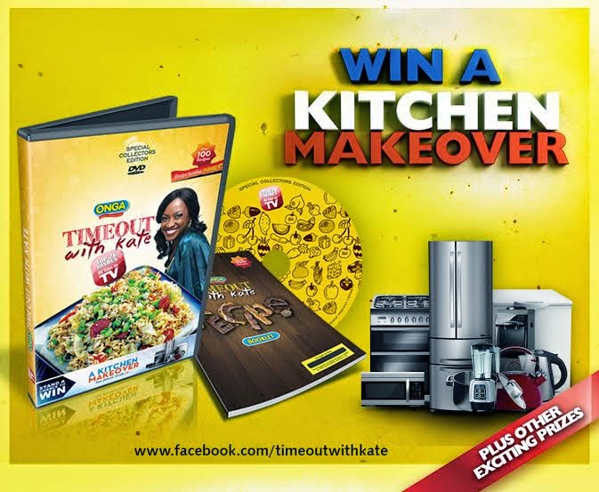 Kate Henshaw Offers Every Woman The Opportunity To Win A Kitchen Makeover