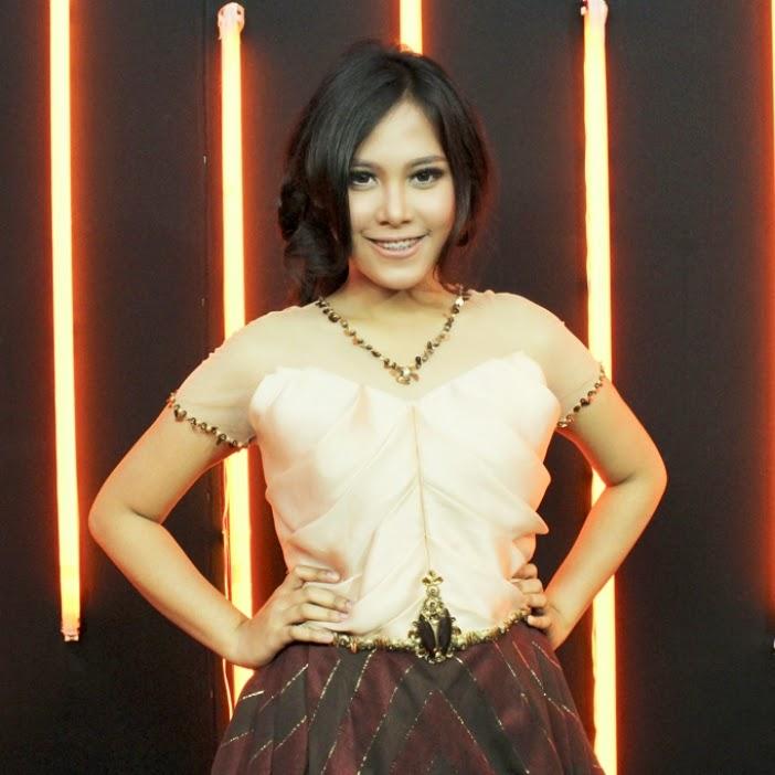 ghaisa kenang 5 besar rising star indonesia