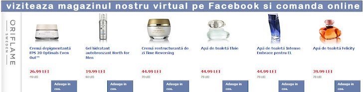 Magazin ORIFLAME Virtual