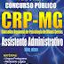 Apostila Concurso CRP-MG 2015 - Assistente Administrativo