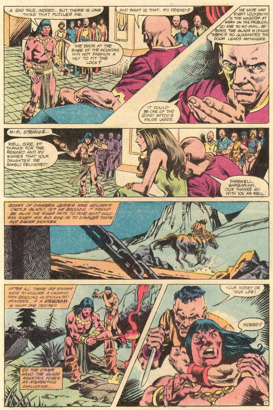 Conan the Barbarian (1970) Issue #133 #145 - English 12