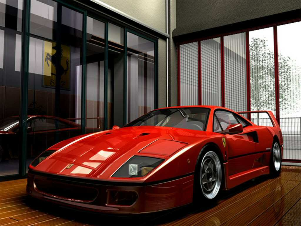 ferrari f40 carnews. Black Bedroom Furniture Sets. Home Design Ideas