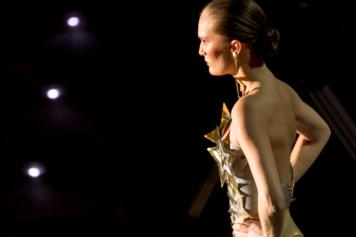 MBFW Madrid Desfile Otoño Invierno 2015: Welcome to Fabulous ANDRÉS SARDÁ