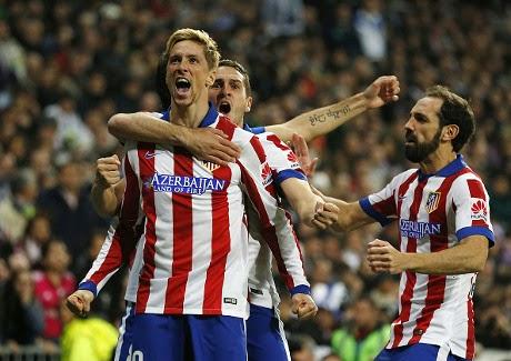 Torres Jadi Pahlawan Di Atletico