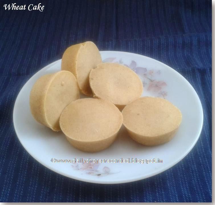 Wheat Sponge Cake