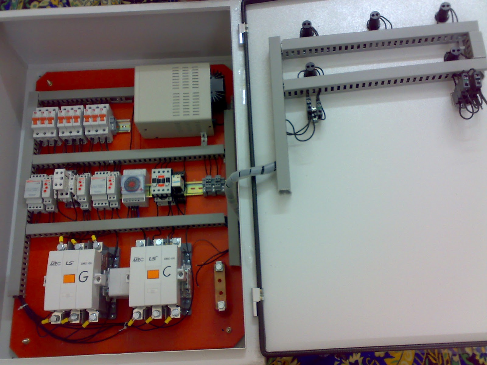 Automatic Transfer Switch Panel System Generator Wiring Diagrams Portable Design And Installation Simplytech 1600x1200