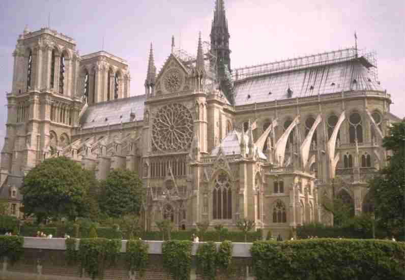 Connu Around The World: Katedra Notre Dame (Cathedrale Notre Dame) MV41
