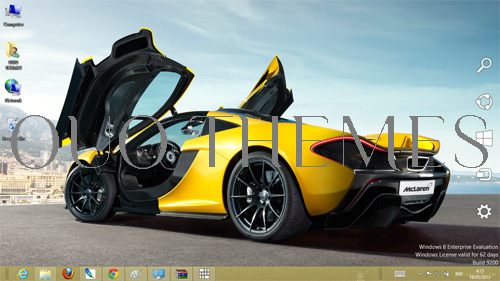 McLaren P1 2014 Wallpaper HD 1920x1080 p