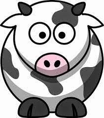 Vaca inmovil