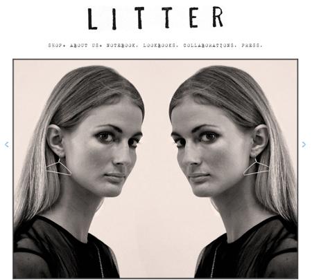 Cast Images, Model, San Francisco, Litter